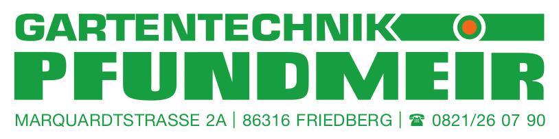 Gartentechnik Pfundmeir in Friedberg