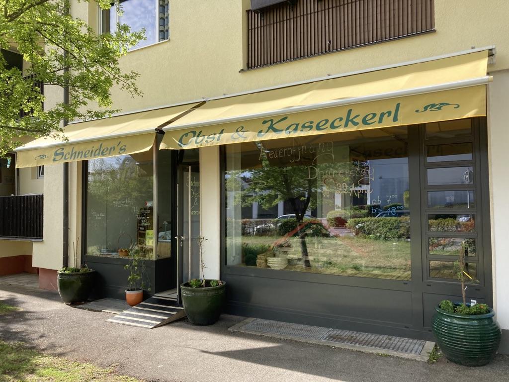 Schneider's Obst & Kaseckerl